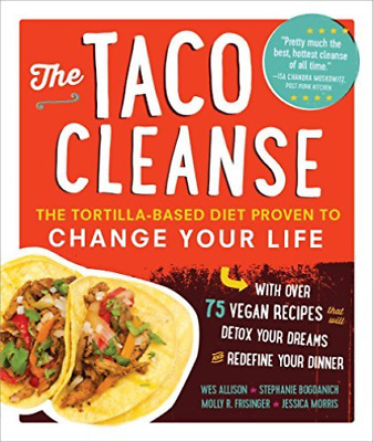 Allison, Wes-Taco Cleanse  (UK IMPORT)  BOOK NEW