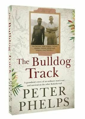 NEW The Bulldog Track By Peter Phelps Paperback Free Shipping