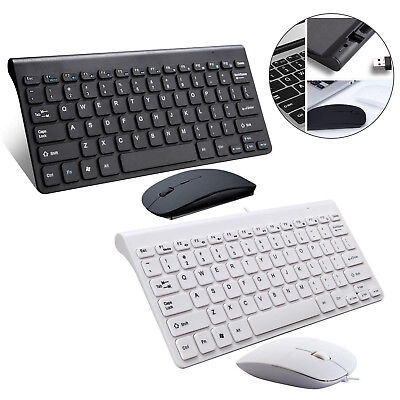 PC Computer Wireless Tastatur Maus-Set Funk Keyboard Kabellos Bluetooth Neu