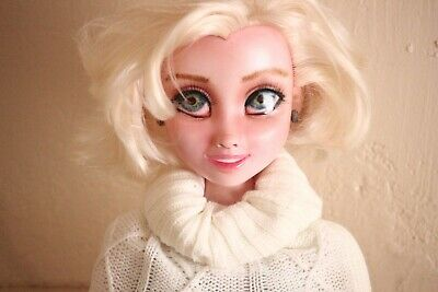 OOAK Custom Repaint Doll | Real Housewives of New York | Dorinda Medley