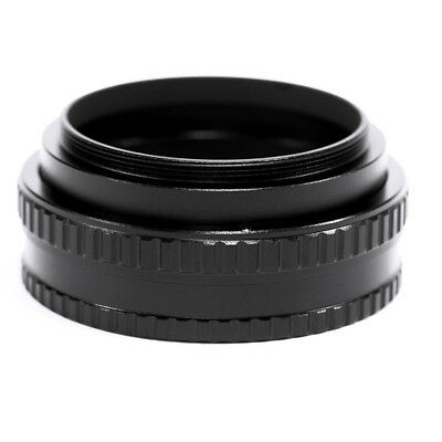 M65 to M65 Mount Lens Adjustable Focusing Helicoid Macro Tube Adapter 17 to 31mm