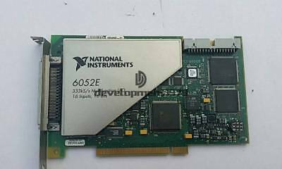 PCI-6052E Used National Instruments Data Acquisition Card NI Tested