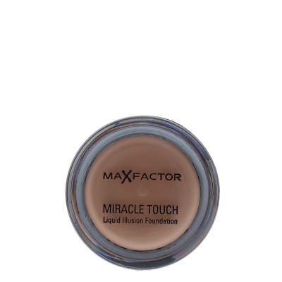 Mf Miracle Touch 65 Rose Beige Liquid Illusion Foundation 11.5G