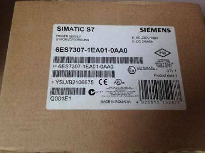 Siemens Power Supply 6ES7 307-1EA01-0AA0 6ES7307-1EA01-0AA0 New in Box