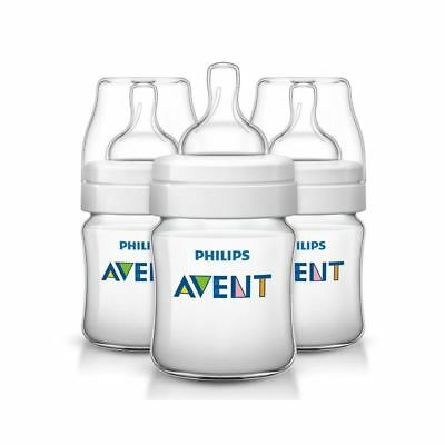 Avent Classic+ 4Oz Bottle Triple Pack (Pack of 4)
