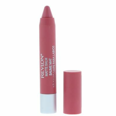 Revlon Colorburst #205 Matte Lip Balm - Elusive 2.7Gm