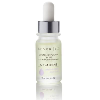 Cover Fx Custom Infusion Drops - Antiaging (Pack of 2)