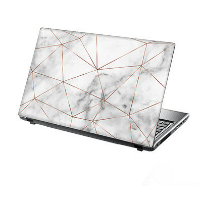 "15.6"" TaylorHe Laptop Vinyl Skin Sticker Decal Protection Cover Marble 2237"