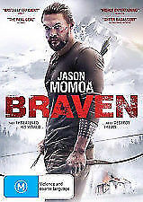 Braven  (DVD) (Region 4) NEW SEALED REGION 4