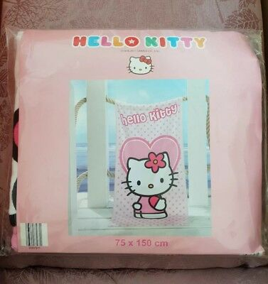 Hello Kitty Badetuch 75x150cm NEU & OVP!!!