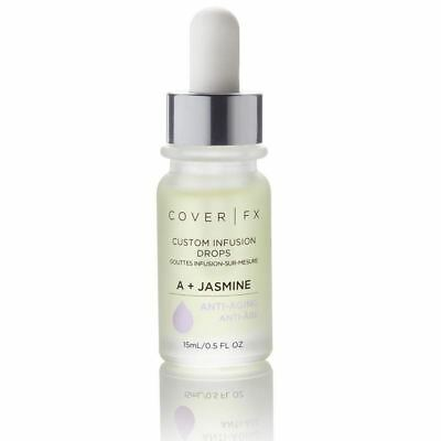Cover Fx Custom Infusion Drops - Antiaging (Pack of 4)