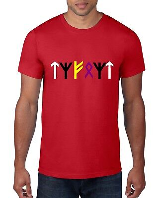 RUNES FORMULA on T-SHIRT to improve the Financial Situation of the family