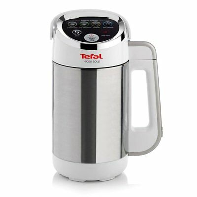 Tefal Easy Soup BL841140 1.2L Soup Maker 1000W With Recipe Book 1 Year Guarantee