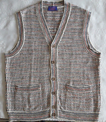 MISSONI example gilet late's  90' TG. S made in Italy  see photo's