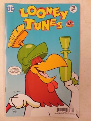FOGHORN LEGHORN / MARVIN MARTIAN Comic ~ LOONEY TUNES # 233 NM/UNREAD