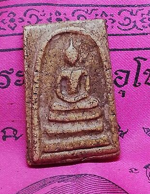 RARE Phra Somdej LP TOH Thai Buddha Amulet Power Full Good Spell Pendants Holy