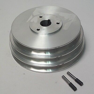 Large Pulley and Pin for AMMCO Brake Lathes, Ref 7784, 7784-1, 907784, 907784-1