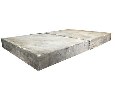"Lot 2 Marble Table Top Slab Isolation Anti-Vibration Shockproof 22""x16.5""x3.5"""