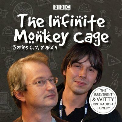 Ince,Brian Cox-Infinite Monkey Cage (Cd)  (Uk Import)  Cd New
