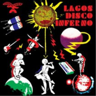 Various Artists-Lagos Disco Inferno  (UK IMPORT)  CD NEW