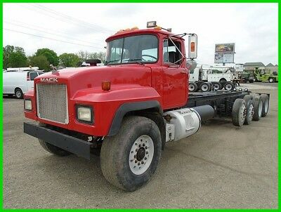 1999 Mack RD690S Quad Axle Used