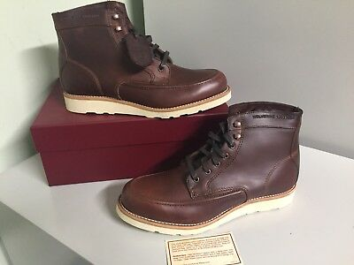 75a2f7dee67 NEW WOLVERINE 1000 Mile Emerson Filson Boot Mens 9D Rust Horween W00283 Rare
