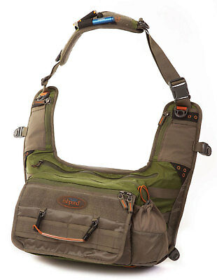 Fishpond Delta Sling Fly Fishing Chest Pack Bag Storage - Cutthroat Green