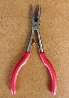 """MAC Tools 6"""" Mini Needle Nose Pliers w/ Cutter P301713    Free Shipping"""