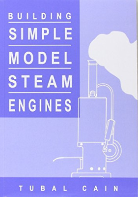 Cain-Building Simple Model Steam Engines  (UK IMPORT)  BOOK NEW