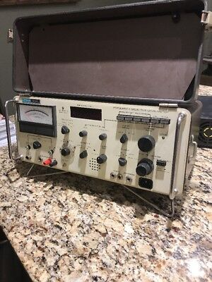Philco Sierra 303A Frequency Selective Levelmeter Parts