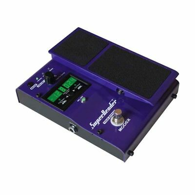 New MOOER Super Bender pitch pedal 3 Pitch Modes Harmony,Pitch Shift,Detune