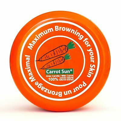 Carrot Sun Australia Carrot Tanning Cream 350ml Duo Pack Accelorators
