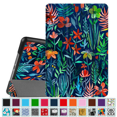 For Apple iPad Mini 4 7.9 inch Tablet A1538 A1550 Case Cover Stand Sleep / Wake