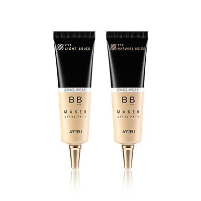 [A'PIEU] BB Maker Long Wear 2 Color 20g - BEST Korea Cosmetic
