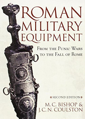 M. C. Bishop-Roman Military Equipment From The P  (UK IMPORT)  BOOK NEW