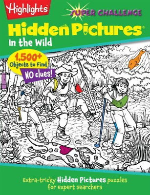 Highlights For Children (Cor)-Highlights Super Challenge H (UK IMPORT)  BOOK NEW