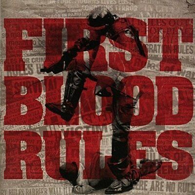 First Blood-Rules  (UK IMPORT)  CD NEW