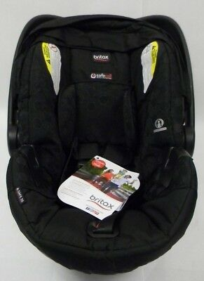 Infant Car Seat And Base Britax B Safe 35 Rear Facing In Black E1A725M