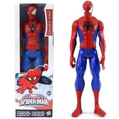The Avengers Superheld Spider-Man Action Figur Figurine Geburtstag Spielzeug Toy