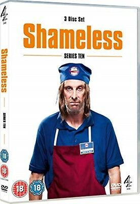 Shameless - Series 10 Complete 10th Tenth Season 2013 New Sealed UK Region 2 DVD