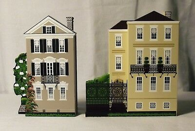 Shelia's 23 & 27 Meeting Street Wood House Collectibles, Charleston, SC