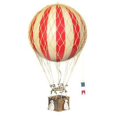 NEW Royal Aero Hot Air Balloon Model - True Red