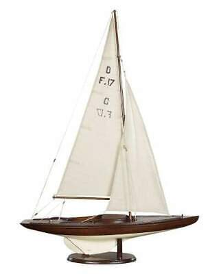 Dragon Olympic Sail Racer - French Finish