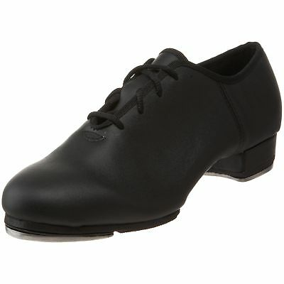 Sansha Women's T-Split Tap Shoe Black 10-M Sansha (8-M US Women's/4-M US Men's)