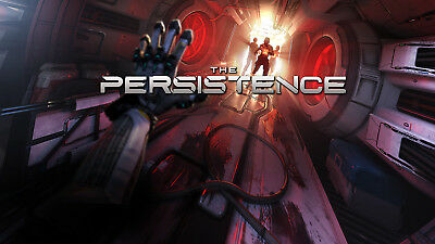 The Persistence Game Playstation 4 Playstation VR PS4 PSVR PSN USA / Canada