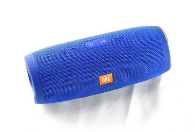 JBL Charge 3 Portable Bluetooth Speaker IPX7 Waterproof Blue *Authorized Dealer*
