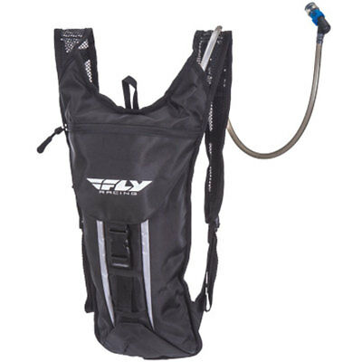 Fly Racing Hydro Pack 70 Oz. Hydration Motorcycle Backpack Black