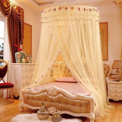 Canopy Curtain Large Size Ceiling Net Folding Mosquito Nets Double Bed Fine Mesh