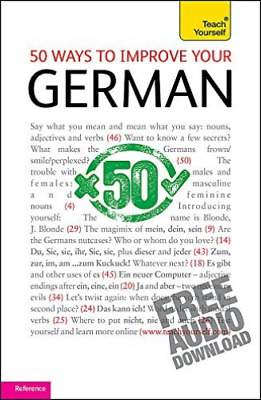 50 Ways To Improve Your German: Ty  (UK IMPORT)  BOOK NEW