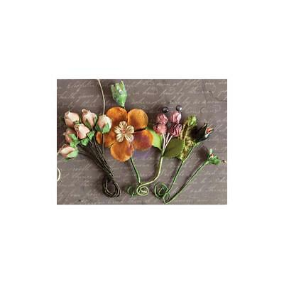 NEW Prima Marketing - Flowers - Spring Prism Floralia Stems